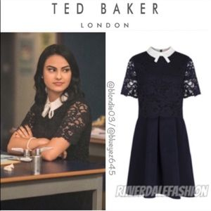 """Ted Baker Dresses - Ted Baker """"Dixxy"""" Lace Dress 4(US 10)"""